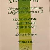 DIPLOMERAD HÄSTTERAPEUT
