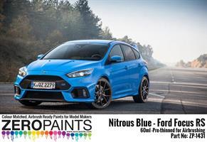 Nitrous Blue - Ford Focus RS Paint 60ml