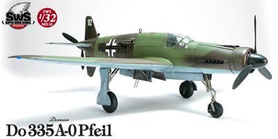 Dornier Do 335 A-0 Pfeil
