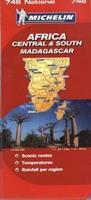 Afrika mel & sö:a del, MI746