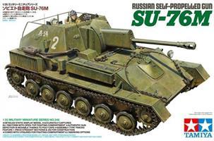 Russian Self-Propelled Gun SU-76M