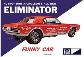 Dyno Don Nicholson Cougar Eliminator Funny Car