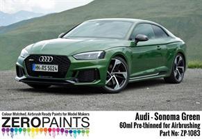 Audi RS - Sonoma Green