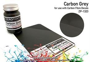 Carbon Grey (Carbon Fibre Grey) Paint 60ml