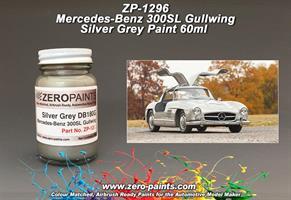 Mercedes-Benz 300SL / Silber DB180. 60ml