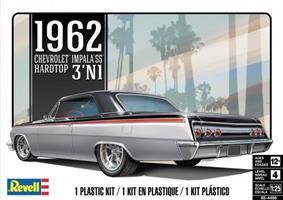 '62 Chevy Impala SS Hardtop