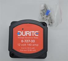 Spänning/Batterifördelare (Isolator) 12V