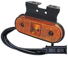 Sidomark. Unipoint I 24v LED (0,5m) bajon.