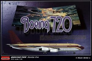Boeing 720 Starship One Music Series