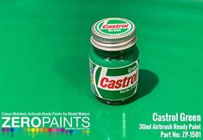 Castrol Green Paint 30ml