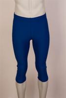 Friidrott/Löpning tights med ficka, 3/4-längd
