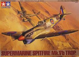 Supermarine Spitfire Mk.Vb Trop