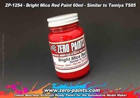 Bright Mica Red Paint (Similar to Tamiya TS85) 60m