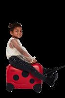 Dream Rider Suitcase Ladybird