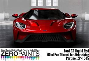 Ford GT Liquid Red