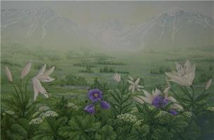 Jan Harr - Utsikt fra en glemt hage