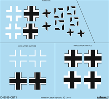 Fw 190A-5 national insignia