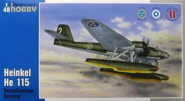 Heinkel He 115 Scandinavian Service