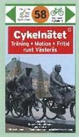Västerås Turist och Cykelkarta