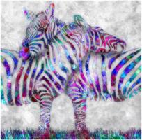 Liz Ravn - Zebra couple