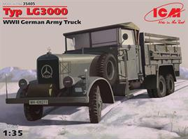 Typ. LG3000 WWII German Army Truck