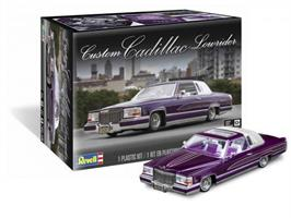 Custom Cadillac Lowrider