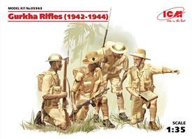 Gurkha Rifles (1942-1944)