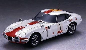Toyota 2000GT 1967 Fuji 24 Hour Race Winner