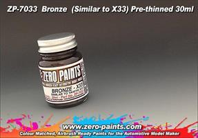 Bronze Paint 30ml
