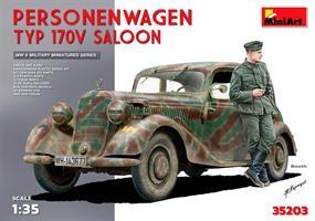 Personenwagen TYP 170V   SALOON