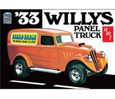 1933 Willys Panel