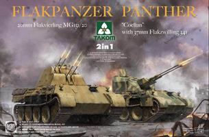 Flakpanzer Panther 2 in 1