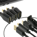 ADAPTERRING, USB-C, DELTACO