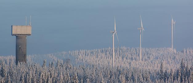 EU-projekt kring hållbar markanvändning och mineralresurser