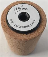 Rotokork 100 mm Naturkork
