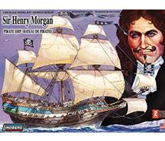SIR HENRY MORGAN PIRATE SHIP 1:160