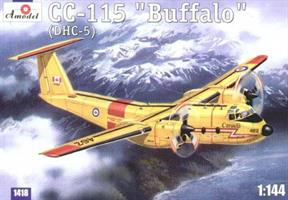 CC-115 Buffalo (DHC-5) (DHC-5)