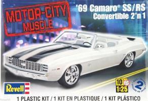 '69 Camaro™ SS/RS Convertible 2'n 1