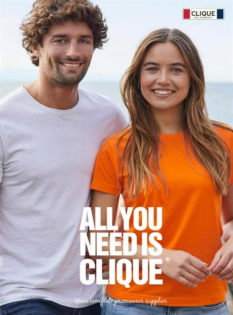 Clique Profilkläder