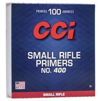 TÄNDHATT CCI 400 SMALL RIFLE (100)