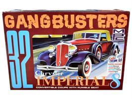 GANGBUSTERS 32 Chrysler Imperial 8