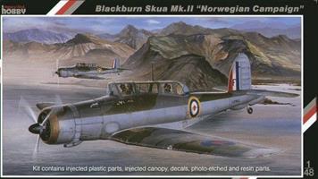 Blackburn Skua Mk. II Norwegian Campaign