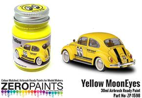 Mooneyes (Moon) Yellow Paint 30ml