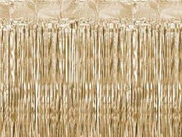 Party curtain , rose gold  0.9/2.5m