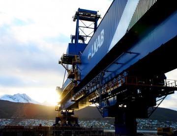 Invigning av Kaj 7 i Narvik