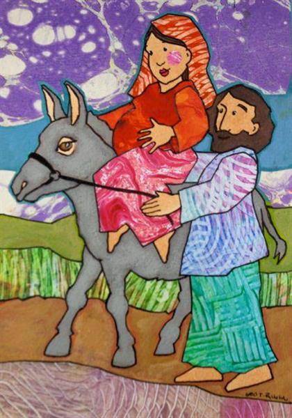 Josef og Maria