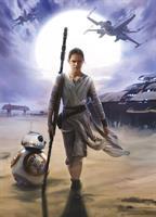 Komar fototapet Star Wars Rey