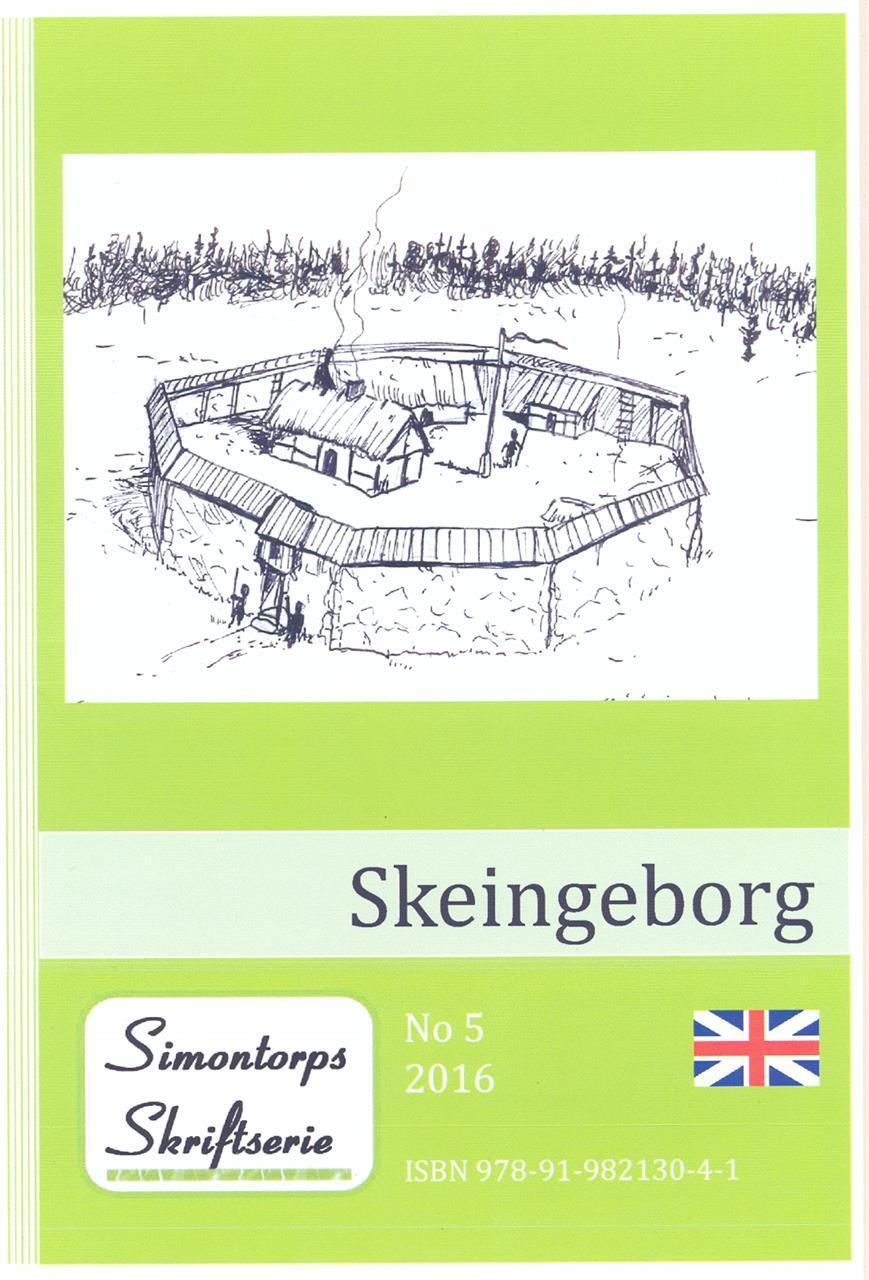 Omslag till Skeingeborg (engelsk text)