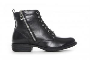 Duffy Boots Snörning Sv