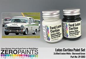 Lotus Cortina Paint Set 2x30ml